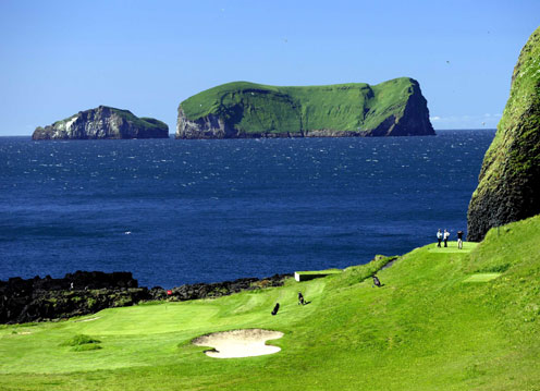 Playing golf in Iceland is an adventure you will remember for a lifetime.